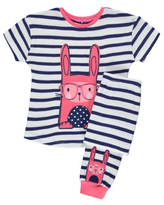 George Striped Bunny Rabbit Pyjamas