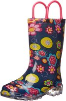 Western Chief Big Bloom Light-Up Rain Boot