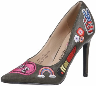 Penny Loves Kenny Women's Mixed Pump