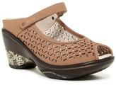 Jambu Journey Peep Toe Wedge Sandal - Wide Width