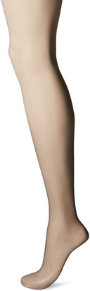 Berkshire Women's No Waistband with Shimmer Ultra Sheer Leg and Sandalfoot Toe