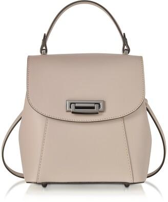 Gisèle 39 Venus Leather Convertible Satchel/Backpack