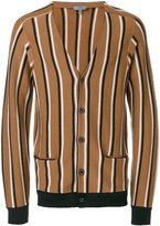 Lanvin striped cardigan