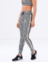 The Upside Monochrome Ditsy Yoga Pants