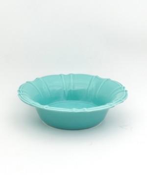 Chloé Euro Ceramica Turquoise Pasta Bowl