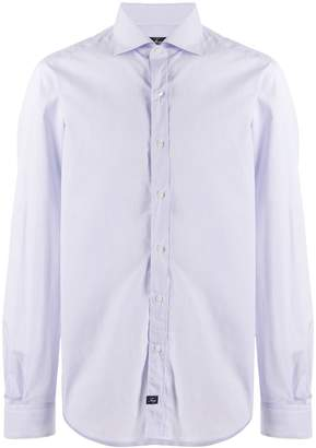 Fay plain formal shirt