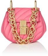 Chloé Women's Drew Mini Leather Crossbody Bag