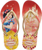 Havaianas Twin Snow white sandals