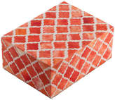 "One Kings Lane 6"" Moroccan Tile - Coral"
