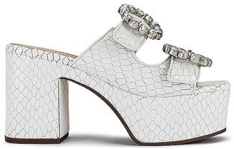 Schutz Maryel Platform Sandal