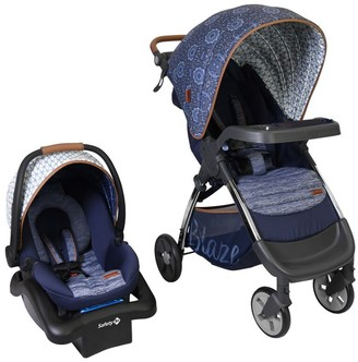 Safety 1st Blaze Travel System - Boho Chic