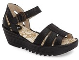 Fly London Women's Rese Wedge Sandal