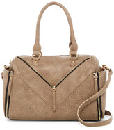 Urban Expressions Reyna Faux Leather Satchel