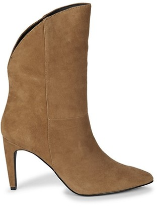 Rebecca Minkoff Havienne Suede Mid-Calf Boots