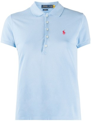 Polo Ralph Lauren Slim-Fit Stretch Mesh Polo Shirt