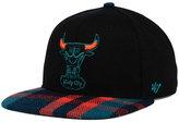 '47 Chicago Bulls Southgate Snapback Cap