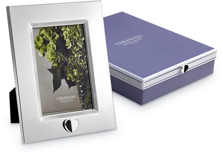 "Wedgwood Love Always Photo Frame (4""x6"")"
