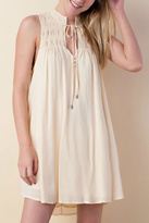 LLove USA Everly Babydoll Dress