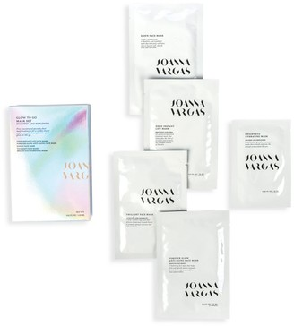 JOANNA VARGAS Glow To Go 5-Sheet Mask Set