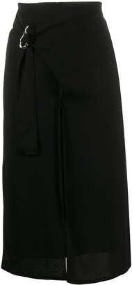 Alyx Wrap Around Pencil Skirt