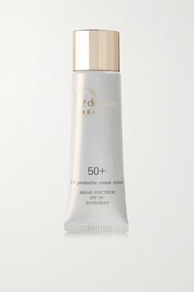 Clé de Peau Beauté Uv Protective Cream Tinted Spf50 - Dark, 30ml