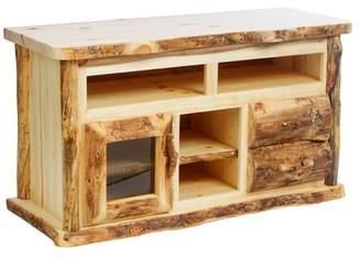 "Mountain Woods Furniture Aspen Heirloom TV Stand for TVs up to 60"" Mountain Woods Furniture"