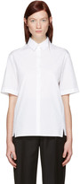 Jil Sander White Barbara Shirt