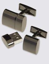 Marks and Spencer USB Cufflinks