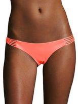 Vitamin A Celestine Textured Bikini Bottom