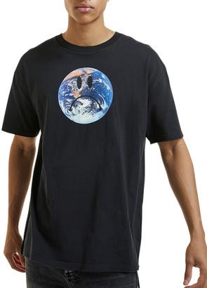 Ksubi Men's Planet Graphic T-Shirt