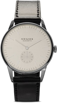 Nomos Glashütte Orion White 38mm