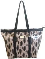 Kangol Leaf Print Shopper Bag