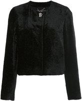 Salvatore Ferragamo Gancio clasp jacket