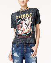Bravado Juniors' Cotton Tupac Boyfriend T-Shirt