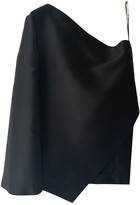 Cavallini Erika Black Silk Top for Women