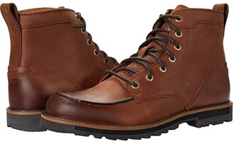 Keen The 59 II Moc Toe Boot (Black) Men's Lace-up Boots