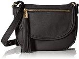 Milly Astor Saddle Cross-Body Bag