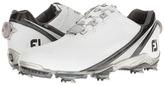 Foot Joy FootJoy - DNA Cleated Plain Toe Sweep Saddle BOA Men's Golf Shoes