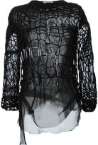 A.F.Vandevorst light knit top