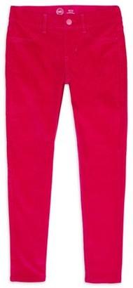 Wonder Nation Girls Fashion Print Pull-on Jeggings, Sizes 4-18 & Plus