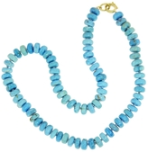 Irene Neuwirth One-Of-A-Kind 154 Carats Kingman Turquoise Necklace