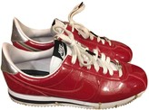 Nike Cortez Red Patent leather Trainers