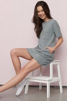 Garage French Terry T-Shirt Dress