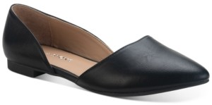 Macy's Sun + Stone Henlley d'Orsay Flats, Created for Women's Shoes