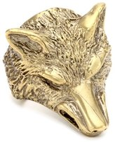 "Alkemie Jewelry Maiden Voyage"" Wolf Ring"