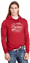 Denim & Supply Ralph Lauren Hooded Jersey Graphic Tee