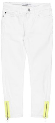 Calvin Klein Jeans Denim trousers