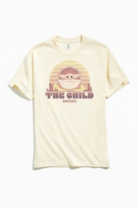 Urban Outfitters Star Wars The Mandalorian The Child Tee
