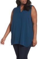 Nic+Zoe Plus Size Women's Forget Me Not Top
