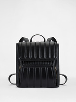 DKNY Quilted Lamb Nappa Leather Backpack